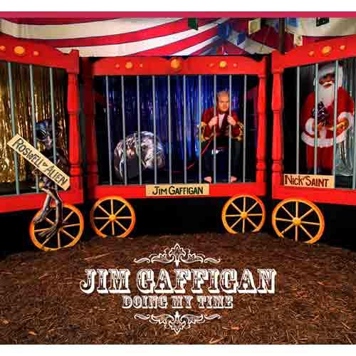 DOIN MY TIME BY GAFFIGAN,JIM (CD)