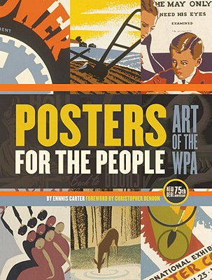 Posters for the People By Carter, Ennis/ Denoon, Christopher (FRW)