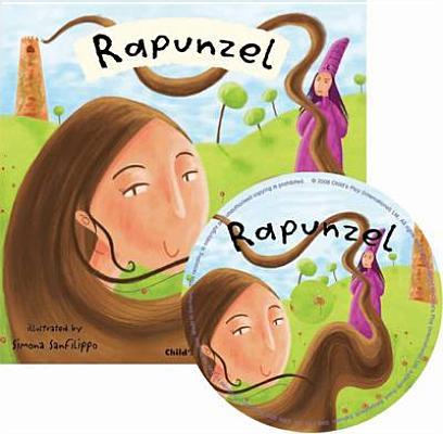 Rapunzel By Sanfilippo, Simona (ILT)